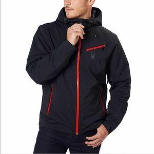 Men's spyder fanatic jacket ski snowboarding coat